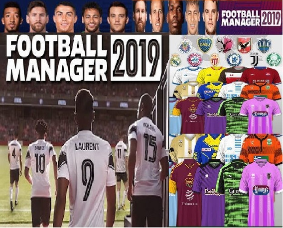 Football Manager 2019 Fm 2019 Steam Key + Touch + Pack 2019