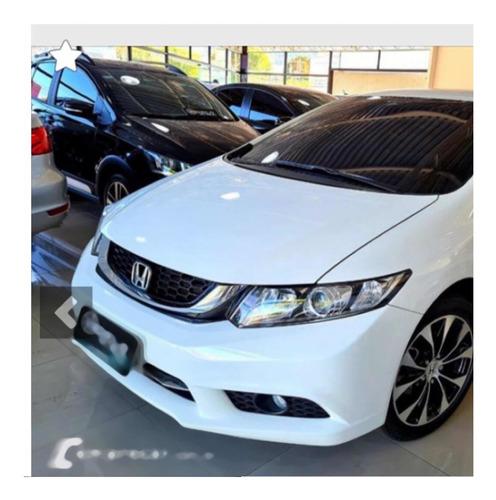 Imagem 1 de 8 de Honda Civic 2016 2.0 Lxr Flex Aut. 4p