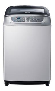 Lavarropas Carga Superior Samsung Wa80f5s4uda 8 Kg Plateado