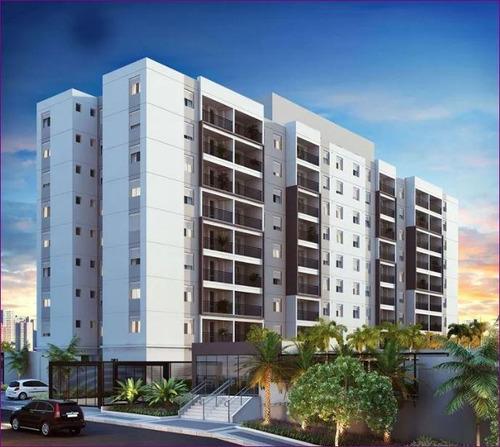 Apartamento Com 2 Dormitórios À Venda, 57 M² Por R$ 450.769,58 - Vila Das Mercês - São Paulo/sp - Ap8733