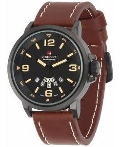 Relógio Masculino Naviforce Modelo Nf9028 + Frete Gratis