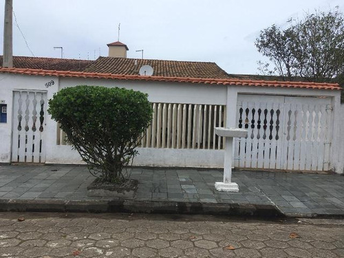 Casa À Venda No Balneário Gaivota - Itanhaém 4738 | A.c.m