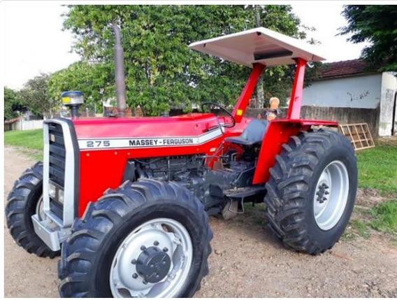 Trator Massey Ferguson 275 1990
