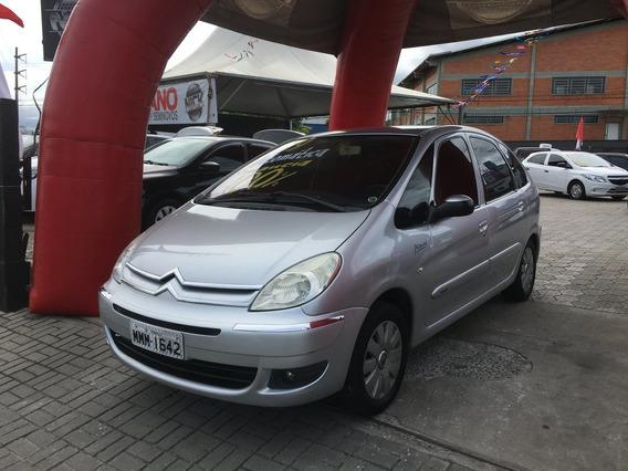 Citroën Xsara 2.0 I Picasso Glx 16v Gasolina 4p Automáti...