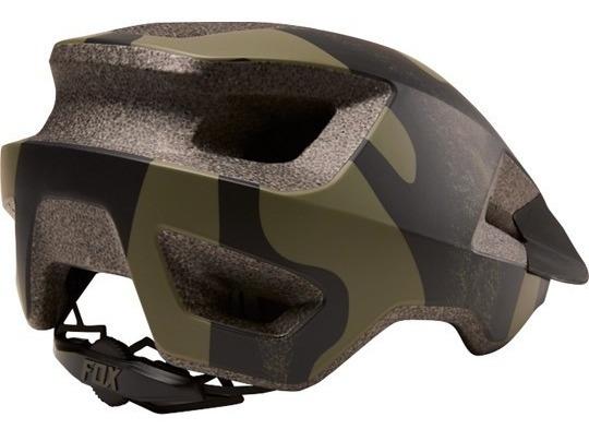 Casco Fox Ranger Verde Camo Bici Downhill Trial Bmx Mtb Mx