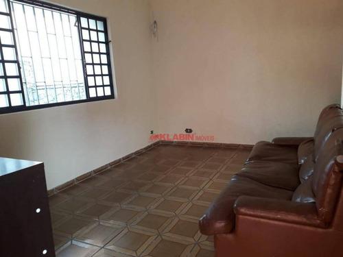 #casa Térrea Com 3 Dormitórios Á Venda , 120 M² Por R$ 600.000 - Saúde - São Paulo/sp.!! - Ca0514