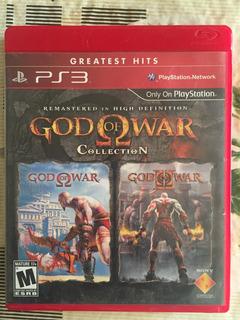 God Of War Collection Ps3 Envíos Todo Chile