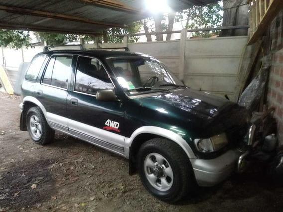Kia Grand Sportage 2.0 I 4x4 Abs 1999