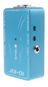 Joyo Jdi-01 Di Caixa Passiva Direct Caixa Amp Simulação Guit