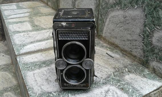Máquina Fotográfica Rollei