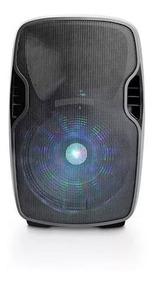 Caixa Amplificada 500w Mic S/ Fio Multilaser Sp263