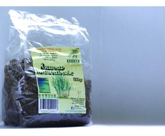 Azúcar Mascabada De Caña Orgánica 500g X 5