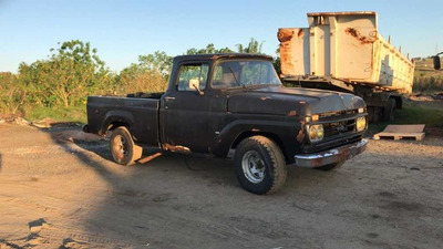 Ford Ford F100 Twin Beam