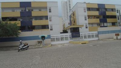 Apartamento Em Capim Macio, Natal/rn De 82m² 2 Quartos À Venda Por R$ 170.000,00 - Ap210460