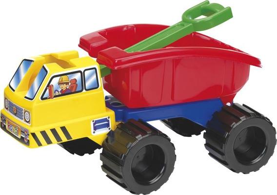 Camión Pala Volcador Juego Para Niño 520x320x310mm Rondi