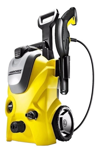 Hidrolavadora Kärcher Home & Garden K3 Premium de 1.6kW con 120bar de presión máxima 220V