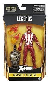Marvel Legends X-men Marvel´s Sunfire Original Hasbro