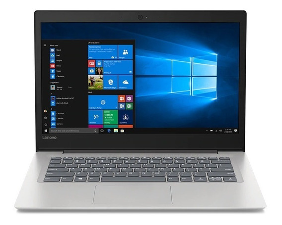 Notebook Lenovo Celeron 64gb Hd 4gb Ram Tela 11.6 Windows 10