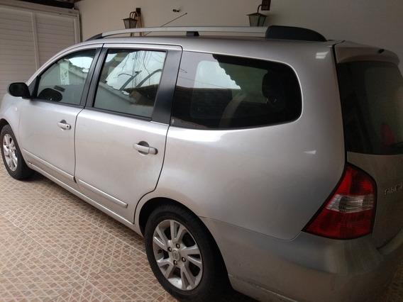 Nissan Grand Livina 1.8 S Flex 5p 2012