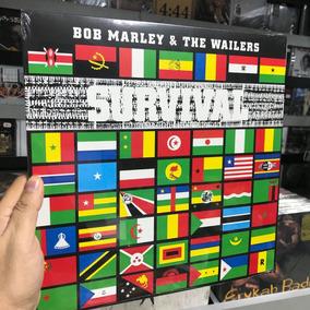 Lp Bob Marley The Wailers - Survival Vinyl Lacrado Importado