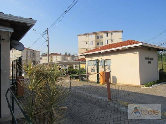 Apartamento Com 3 Dormitórios À Venda, 52 M² - Vila Marieta - Campinas/sp - Ap6350