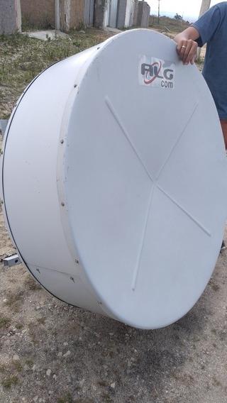 Antena Algcom 34dbi 5.8ghz 1,2m