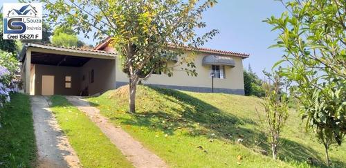 Imagem 1 de 15 de Chácara Para Venda Em Pinhalzinho, Zona Rural, 4 Dormitórios, 2 Vagas - 960_2-1186214