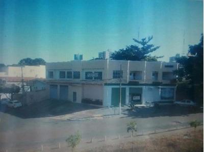 Prédio Comercial À Venda, Araés, Cuiabá. - Pr0018