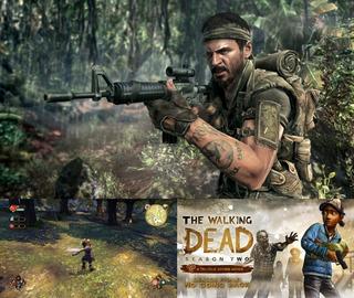 Cod Bo 1/fable Trilogia/ Xbox 360/one Lea Descripción!