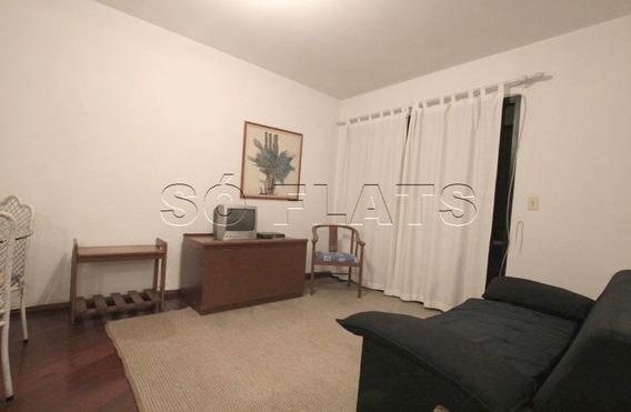 Flat Em Pinheiros Próximo Ao Completo Do Hospital Das Clinicas - Sf27324