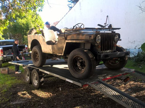 Jeep Willys 1947 4x4