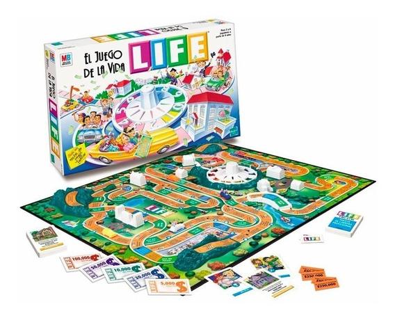 Juego De La Vida Life 3013 Mercado Envíos Full
