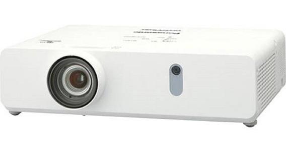 Projetor Panasonic Pt-vx42zu Xga 1024x768 4000 Lumens Lcd