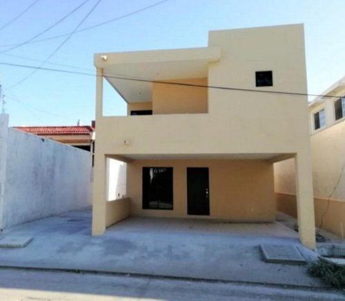 Casa Nueva En Venta, Col. Árbol Grande, Ciudad Madero, Tamps.