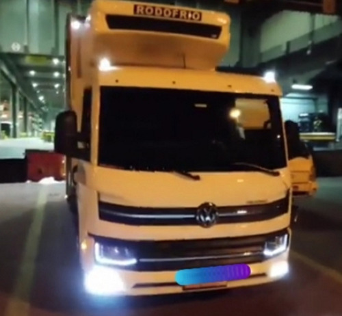 Vw 9-170 Delivery Express Ano 2017