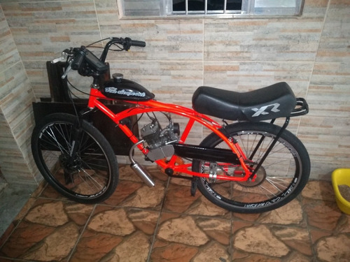 Imagem 1 de 2 de Bicicleta Motorizada