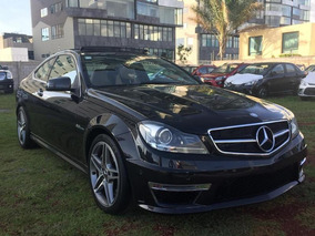 Mercedes-benz Clase C 6.2 63 Amg Mt