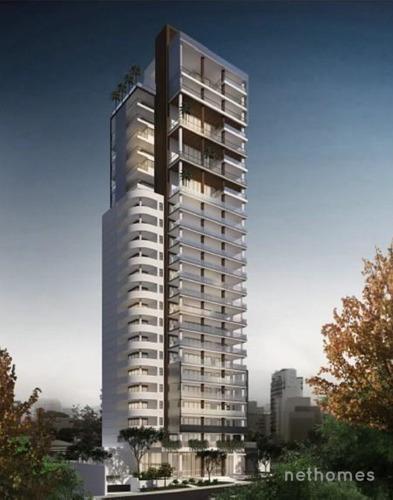 Imagem 1 de 1 de Apartamento - Jardim Paulistano - Ref: 8484 - V-8484