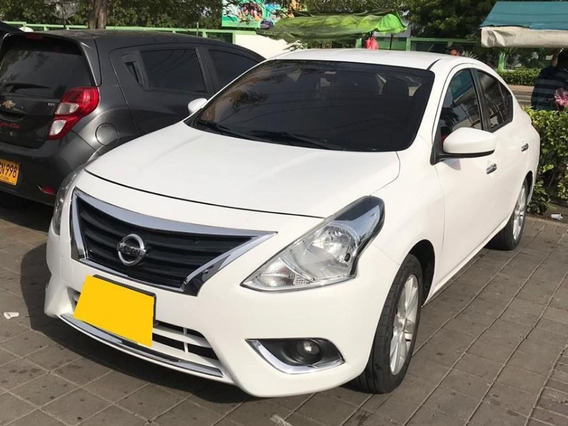 Nissan Versa 1.6 Full Equipo