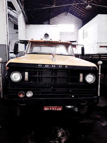 Dodge Ano 1975