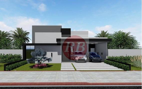 Casa Com 3 Dormitórios À Venda, 180 M² Por R$ 990.000,00 - Condomínio Granja Olga Ii - Sorocaba/sp - Ca0424