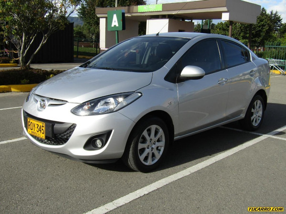 Mazda Mazda 2 Mt 1500cc Aa 4x2 Sedan
