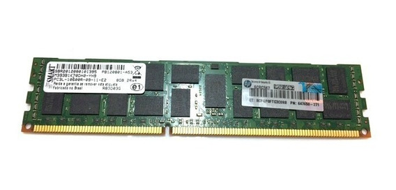 Kit 4 Memoria Servidor 8gb Ddr3 Ecc/reg Pc3-10600r 1333mhz