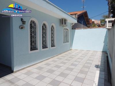 Casa Venda Parque São Quirino Campinas Sp.casa 4 Quartos Sendo 3 Suítes: 2 Com Hidro, Cozinha Planejada,sala 2 Ambientes,garagem,portão Automático. - Ca00760 - 33772092