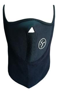 Mascara Neoprene C/ Respirador Cuello Termico Polar Moto