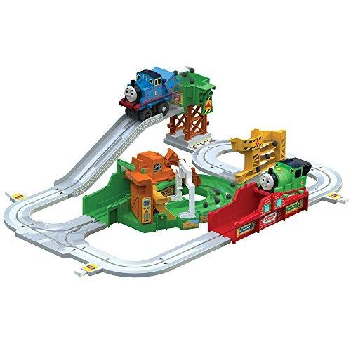 Imagen 1 de 7 de Tomy Big Loader Thomas Y Sus Amigos Sodor Entrega Set Tren A