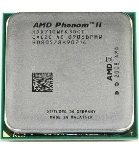 Amd Phenom Ii X3 710 Black Edition Com Cooler