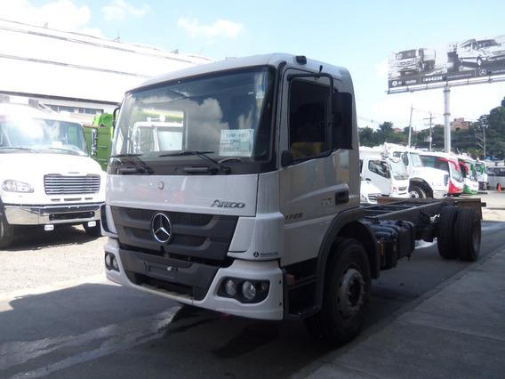 Mercedes Benz Atego 1726 Camion Para 10t