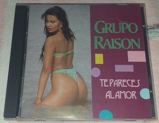 Grupo Raison Salsa Cd Niche Gonzames Ruiz Celestial Zegarra