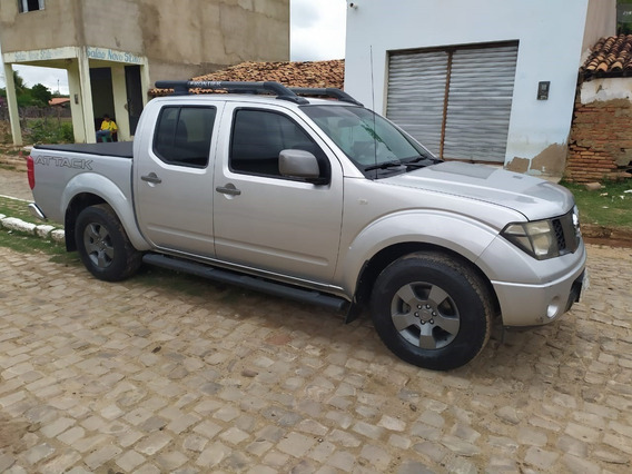 Nissan Frontier Se Attack 2012/2013 4x2